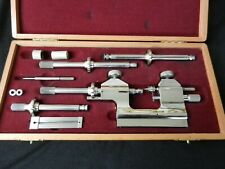 Original Steiner Jacot Tool, Watchmakers Lathe, great Condition, complete