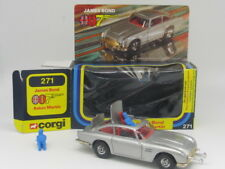 CORGI 271 A1 JAMES BOND 007 ASTON MARTIN D.B.5 RARE UK WINDOW BOX VNMINT 1977/80