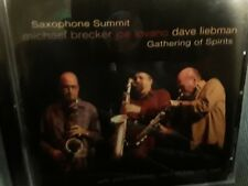 Gathering of Spirits by Saxophone Summit (CD, Aug-2004, Telarc Distribution)