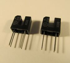 10 PEZZI-FORCELLA luce barriera h22a3 GE 3mm slot NPN Opto Photoelectric Sensor 10x