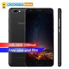 "2GB/16GB 3 Kameras 13MP 5.0"" DOOGEE X20 Smartphone Handy 3G Android7.0 Quad Core"