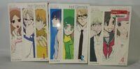 Hot Gimmick Lot 3  Vol. 1, 2, 4 Graphic Novels Shojo Beat Manga Paperback