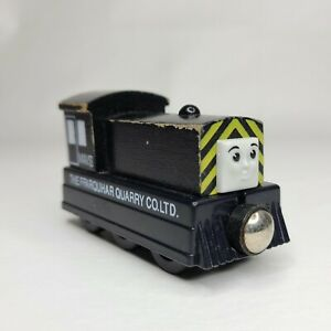 Mavis Thomas the Train and Friends Wooden Railway Ffarquhar Quarry