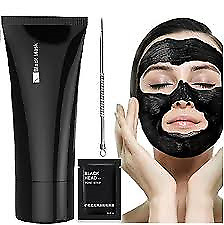 Blackhead Acne Remover Facial Mask 50ml + Professional Blackhead Tool