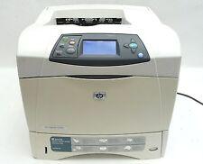HP LaserJet 4250n LJ4250n A4 Mono Workgroup Network Laser Printer  MS