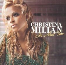 CHRISTINA MILIAN - It's About Time CD [A8]