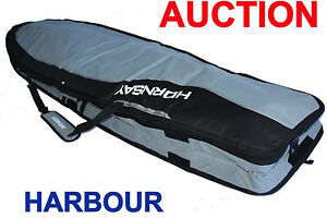 """New HORNSAY 8'6"""" Double Surfboard Surfing Board Bag Cover SS86"""