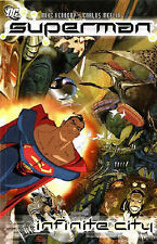 EX-LIBRARY Superman: Infinite City Meglia, Carlos, Kennedy, Mike 1845761766