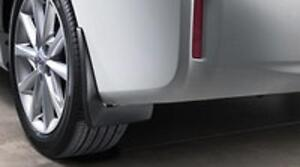 TOYOTA PRIUS V 2012 2013 MUDGUARDS 4PC SET MUDFLAPS GENUINE OEM (PU060-47111-P1)