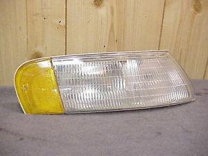 MERCURY SABLE 92-95 1992-1995 CORNER LIGHT PASSENGER RH RIGHT