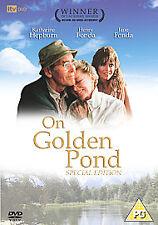 On Golden Pond (DVD, 2007) ITV DVD Academy Award
