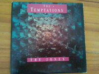 THE TEMPTATIONS-THE JONES-Aussie 2 TK CD IN CARD SLEEVE-MOTOWN