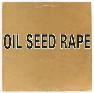Oil Seed Rape, Six Steps To Womanhood  Vinyl Record *USED*