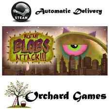Cuentos desde el espacio mutante blobs ataque: Pc Mac Linux: vapor digital: Auto
