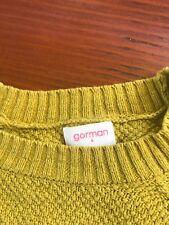 Gorman jumper linen and cotton blend