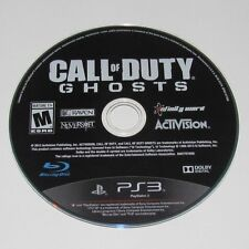 Call of Duty: Ghosts - Sony PlayStation 3 (Disc Only)