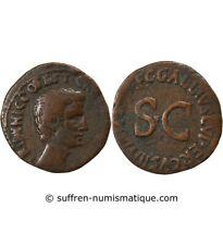 AUGUSTE, GALLIUS LUPERCUS - AS 16 AV JC ROME