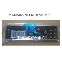 NEW IO I/O SHIELD back plate BLENDE BRACKET for ASUS MAXIMUS VI EXTREME M6E