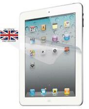 3 iPad Mini 4 Clear Plastic Screen Guard LCD Protector Film Layer For Apple