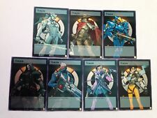 Full Art Yugioh Custom Made Token Card: All Overwatch Heroes Available