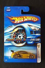 2006 Hot Wheels First Editions Gold Honda Civic Si! GOLD