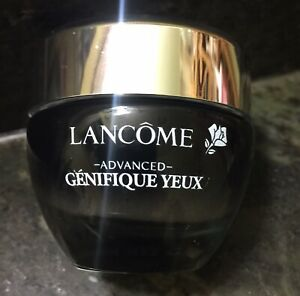 Lancome Advanced Genifique Yeux Youth Activating Eye Cream .5 oz Full Size NWOB
