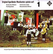 Deutsche Volksmusik Vinyl-Schallplatten mit Single-Format