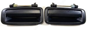 fits 88 89 90 91 92 Corolla 89 to 92 Prizm Outside Handle Rear Door Set Kit USA