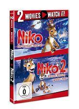 NIKO-EIN RENTIER HEBT AB/NIKO 2-KLEINES RENTI 2 DVD NEU