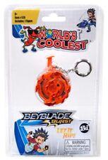 Beyblade Burst Orange Keychain