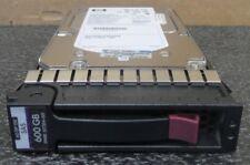 "HP 516810-003 3.5"" 600GB 15K Dual Port SAS 6GB/s 3.5ms Hot Plug HDD 516828-B21"
