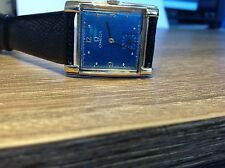 MENS VTG SOLID 14K GOLD OMEGA DRESS WATCH
