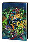 Avengers Assemble by Bendis Hard Cover Marvel Comics