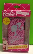 Barbie Pink Glamtastic iPod Touch 4 Hardshell Case New Gift