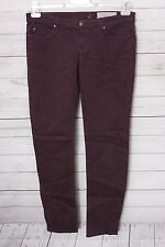 edc by ESPRIT Damen Slim Jeans Five, Gr. 40, Violett