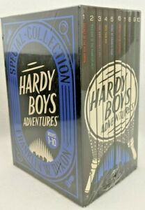NEW Set of 10 Special Collection Hardy Boys Adventures by Franklin W. Dixon
