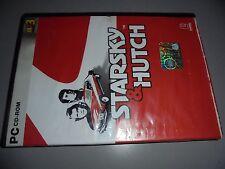 GIOCO PC CD-ROM STARSKY & HUTCH MX3 GAZZETTA
