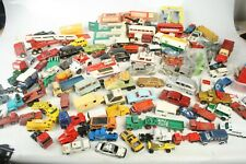 Job Lot Vintage Toy Cars Inc Dinky Corgi Over 8kg VERY Play Worn