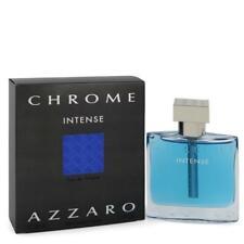Chrome Intense Cologne By Azzaro Eau De Toilette Spray FOR MEN