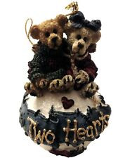 Boyds Bears Ornament, George & Gracie Forever, 25707