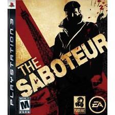 PlayStation 3 : The Saboteur VideoGames PS3 COMPLETE