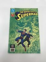 SUPERMAN #9 - Foreign Comic Book - 1990s 90s - DC - VERY  RARE - 7.0 FN/VF