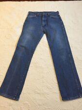 Mens Wrangler 13MWZ Jeans Black Tag Sz 34 X 33 Measures 32 X 32 USA VTG