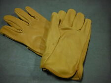 ANSELL HAWKEYE COWHIDE GLOVES 46-300 104530 276060 Size L ~ NEW