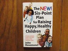 JOHN ROSEMOND Signed Book( NEW SIX-POINT PLAN FOR RAISING HAPPY HEALTHY CHILDREN