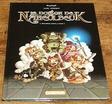 Poinsot - Donjon de Naheulbeuk 1 - Clair de Lune