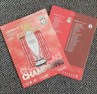 Liverpool v Chelsea BEHIND CLOSED DOOR LIMITED Programme 22/7/20! READY TO POST!