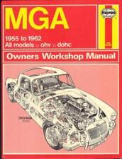 Paper MG 1958 Car Service & Repair Manuals