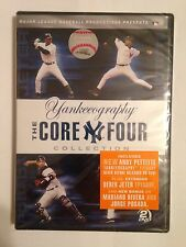 Yankeeography: The Core Four Collection 2 DVD Set, New York Yankees, Derek Jeter