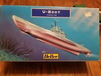 HELLER U-BOAT,FREE SHIPPING